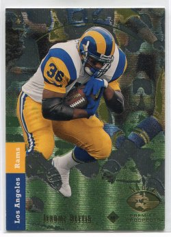 1993 Upper Deck SP Jerome Bettis