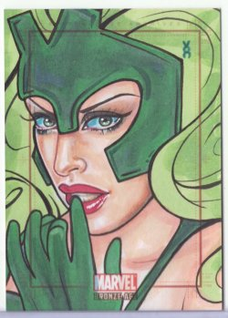 Marvel: Bronze Age VERONICA OCONNELL (POLARIS)