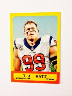 2014 Topps Mini J.J. Watt #318
