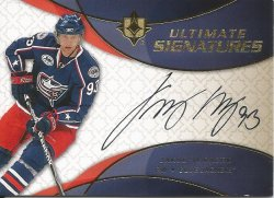 2008 Upper Deck Ultimate Signatures Jakob Voracek