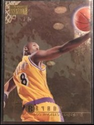 1996-97 Skybox SkyBox Premium #55 Kobe Bryant RC