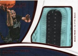 2017-18 Panini Immaculate Collection Green, Jamychal - Special Event Materials Red