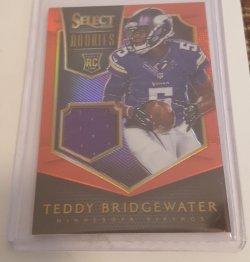 2014 Panini Select Teddy Bridgewater