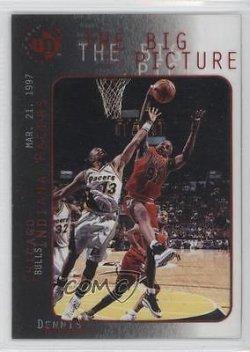 1997 Upper Deck UD3  Dennis Rodman 91