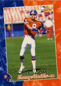 1993  Pacific Tommy Maddox