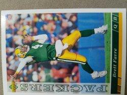 1993 Upper Deck  Brett Favre