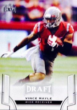 2015 Leaf Draft Vince Mayle