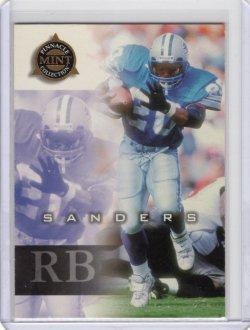 1998  Pinnacle Mint  Barry Sanders
