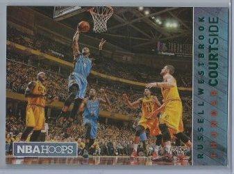 2015-16 Panini NBA Hoops Courtside Russell Westbrook