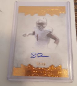 2015 Topps Contenders Stefon Diggs