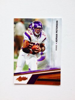 2010 Panini Absolute Retail Adrian Peterson