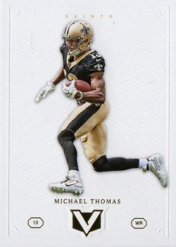 2017 Panini Vertex Michael Thomas