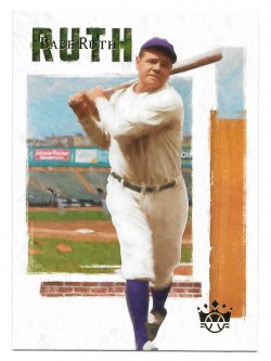 2019 Panini Diamond Kings Babe Ruth Collection Babe Ruth