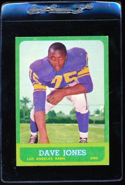 "1963 Topps  Dave ""Deacon"" Jones"