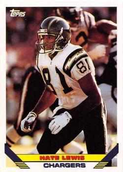 1993  Topps Nate Lewis
