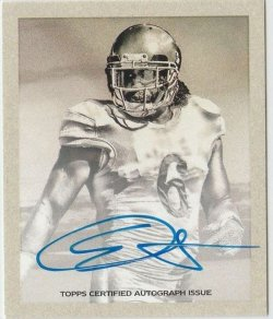 2015 Bowman  Eric Kendricks Mini Auto
