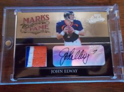 2006 Playoff Absolute John Elway