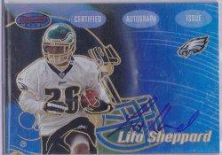 2002  Bowmans Best - Gold AU Lito Sheppard
