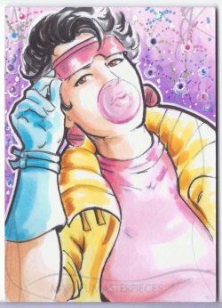 Marvel: Masterpieces MIRANDA GAINEY (JUBILEE)