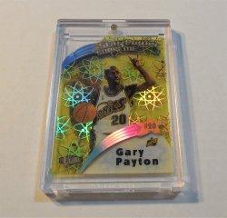 1997/97 Fleer Ultra Gary Payton Star Power Supreme insert