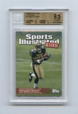 2006 Topps Total Sports Illustrated For Kids #22 Reggie Bush BGS 9.5 (POP 7)