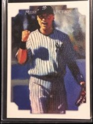 2012 Topps Topps Museum Collection Canvas Collection #CC34 Derek Jeter