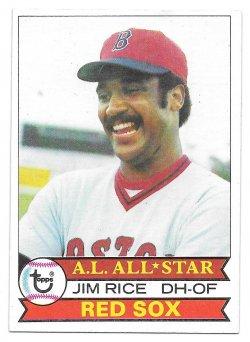 1979 Topps Topps Jim Rice