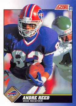 1991  Score Andre Reed