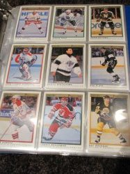 1991 O-Pee-Chee Premiere Complete Set