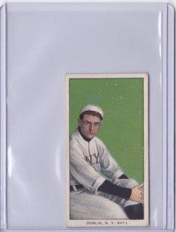 1909  T206 El Principle De Gales Mike Donlin