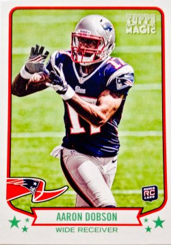 2013 Topps Magic Aaron Dobson