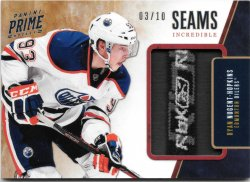 2011-12 Panini Prime Seams Incredible Ryan Nugent-Hopkins