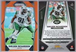 2017 Panini Prizm Sheldon Richardson