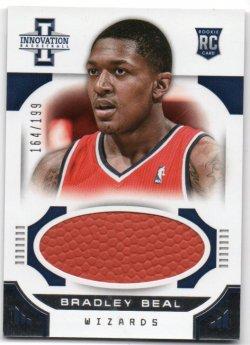 2012-13 Panini Innovation Beal, Bradley - Rookie Basketballs