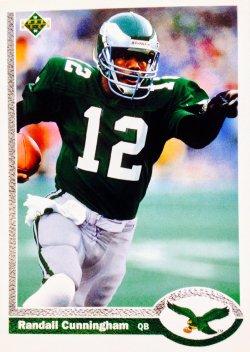 1991 Upper Deck  Randall Cunningham #146