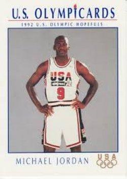 1992  Impel Us Olympic Michael Jordan 12