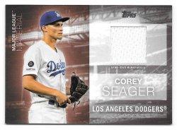 2020 Topps Topps Major League Materials Corey Seager