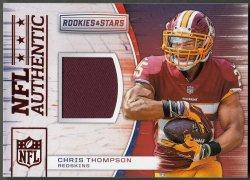 2018  R&S NFL Authentic Jerseys Chris Thompson