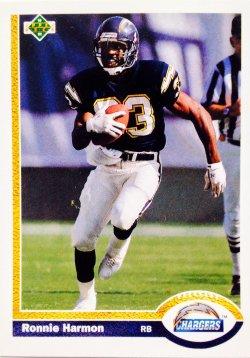1991 Upper Deck  Ronnie Harmon #149