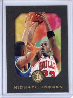 1995-96  E-XL Michael Jordan