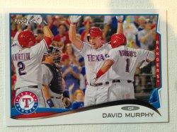 2014 Topps  David Murphy