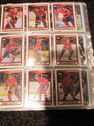 1990 Topps Hockey Complete Set