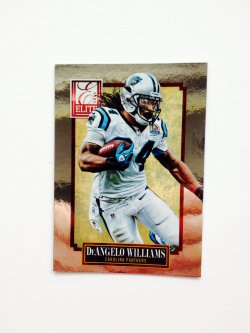 2013 Panini Elite DeAngelo Williams