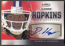 2013 Sage HIT Autographs DeAndre Hopkins