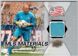 2012 Upper Deck MLS Materials Matt Reis