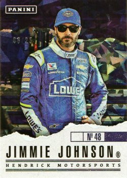 2017 Panini Fathers Day Jimmie Johnson