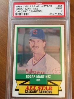 1988  Edgar Martinez  All Star