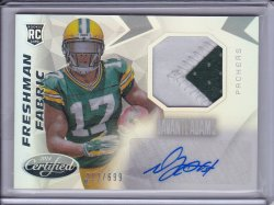 Davante Adams 2014 Certified RC Patch AUTO /699