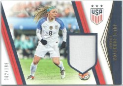 2016 Panini USA Soccer Memorabilia Julie Johnston
