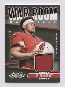 2019 Absolute War Room Materials #26 Kyler Murray/130
